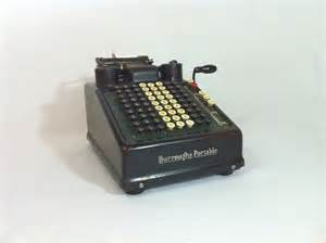 adding machine reserved for khambli1 antique burroughs adding machine