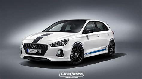 hyundai i30 all new hyundai i30 rendered as a sport model carscoops