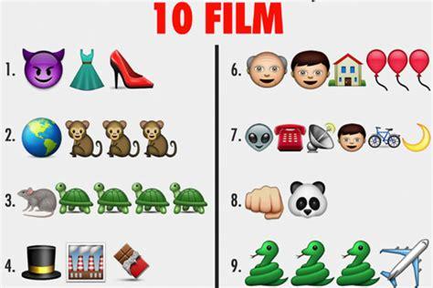 Film Con Le Emoticon   indovinare 10 film con le emoticon di whatsapp