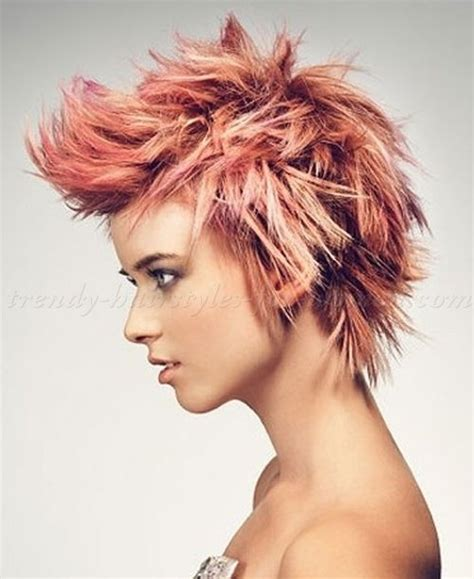 girls with buzz cut hairstyles 2015 fashions trends short hairstyles 2015 women faux hawk short funky