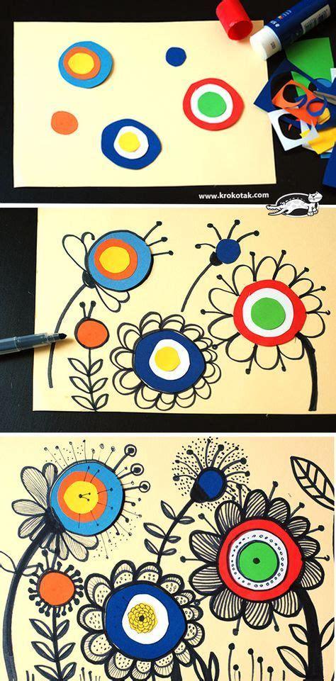 doodle drawing lesson plan 220 ber 1 000 ideen zu kunstunterricht grundschule auf