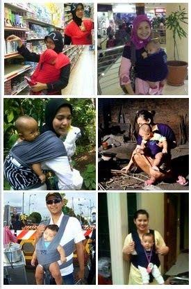 Gendongan Bayi Jakarta gendongan bayi modern jual gendongan bayi hanaroo baby