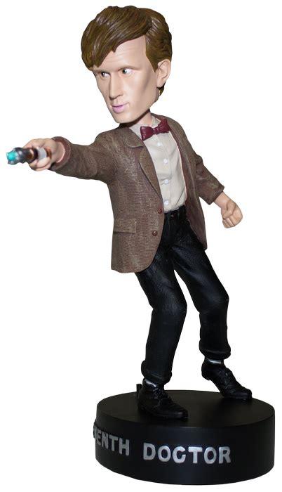 d r bobblehead doctor who 11th doctor matt smith bobble with light