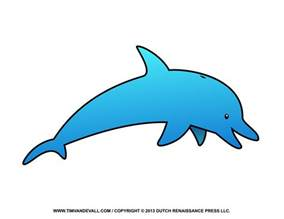 free dolphin clipart printable coloring pages outline amp silhouette