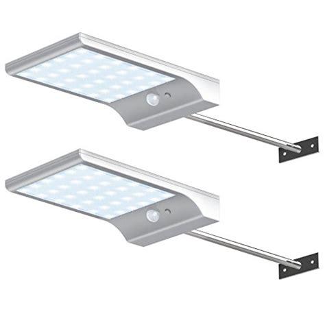 gutter solar lights amazon top 5 best gutter motion sensor solar lights security