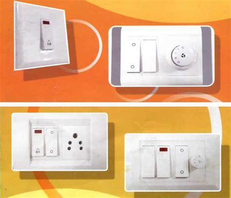 Home Switches Design India Products Buy Electrical Switches From Sritrading Co