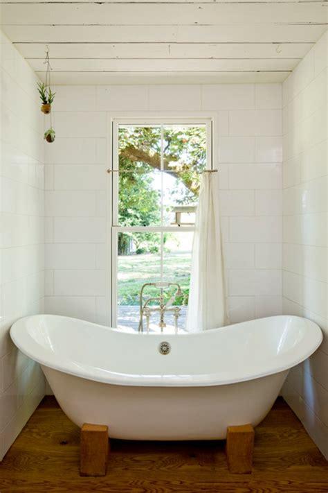 badewannen kleines bad freistehend idee badewannen