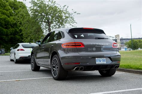 Porsche Macan Road Test by 2015 Porsche Macan Road Test Review Carcostcanada