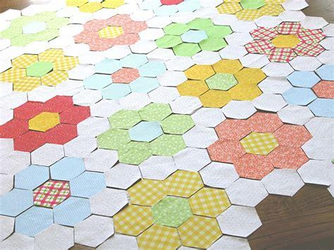 Flower Garden Quilt Designs PDF