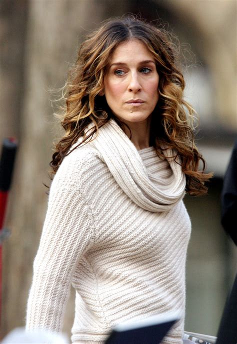 Carrie Bradshaw Hairstyles by Carrie Bradshaw Hair Pictures Popsugar
