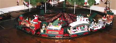 christmas trains for under the tree rekindles boyhood dreams