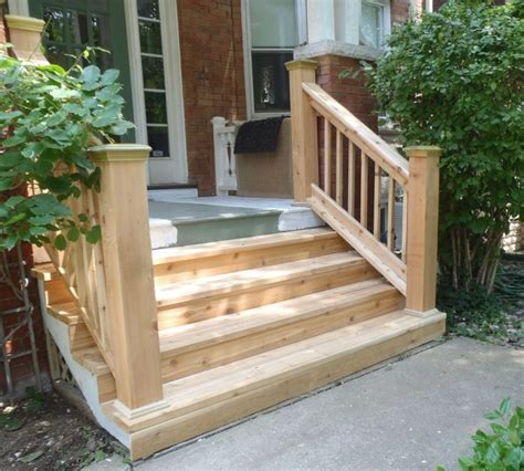 Premade Banister Best 25 Wooden Steps Ideas On Pinterest Wooden Patios