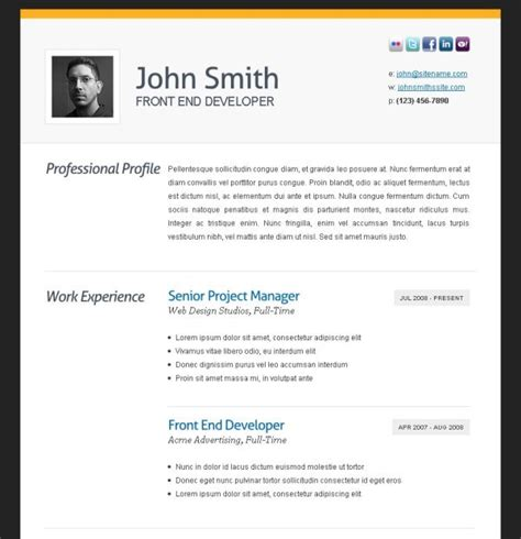 cv professional template free, Rewriting services for