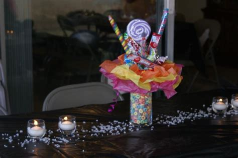 candyland centerpieces candyland sweet 16 centerpieces sweet sixteen ideas pintere
