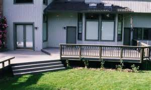 Wraparound Deck Wrap Around Deck Outdoor Deck Pinterest