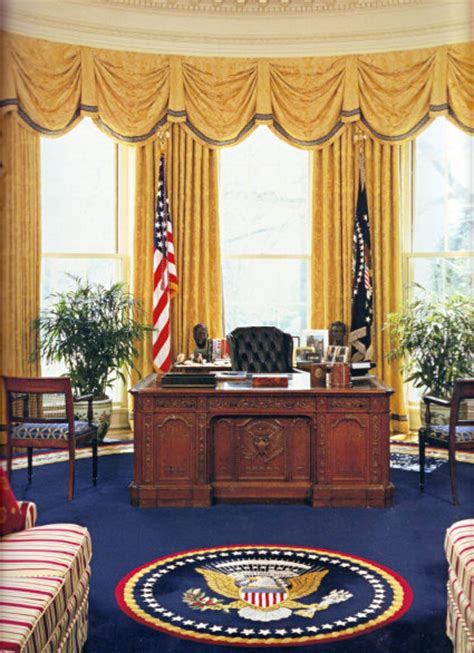 clinton oval office oval office history white house museum