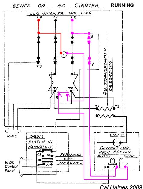 wiring diagram motor fractional hp in allen bradley