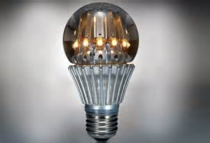 led is a very hot cool light bulb preview designapplause