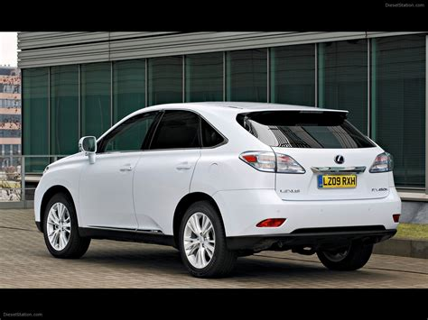 2010 lexus rx 450h car wallpaper 03 of 10 diesel