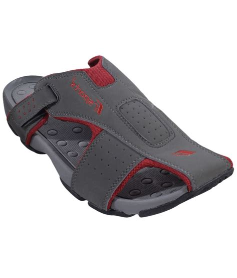 f sports slippers f sports striking grey slippers price in india buy f