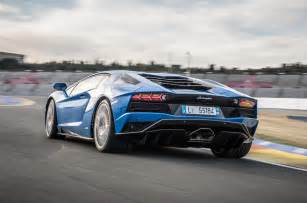 Lamborghini Adventor 2017 Lamborghini Aventador S Review Autocar