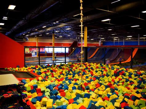 indoor bounce house near me 25 best ideas about troline park on pinterest
