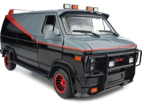 Wheels The A Team the a team wheels scalel 1 18 gmc from the