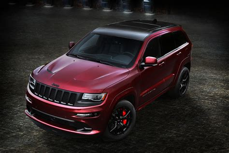 trackhawk jeep black jeep grand cherokee srt night is all dark and sinister
