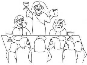 last supper coloring page the last supper coloring page coloring home