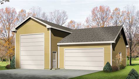 rv garage home plans rv garage plan 2263sl architectural designs house plans