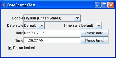 format date based on locale java this program demonstrates formatting dates under various