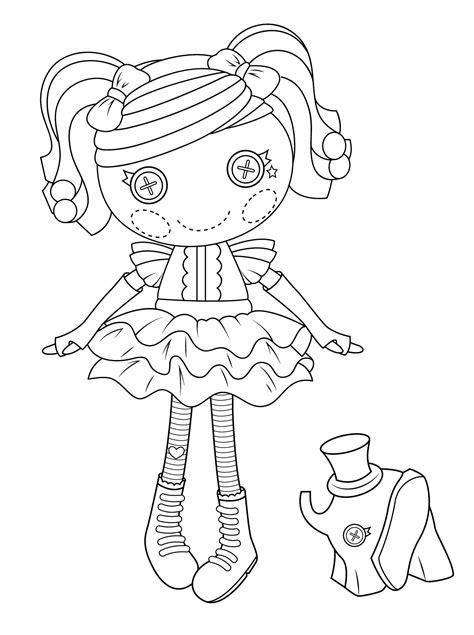 Saleee Lalaloopsy Petshop desenhos para colorir e imprimir