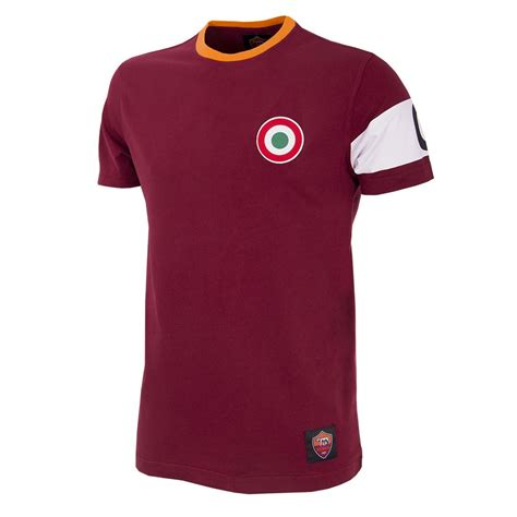 Tshirt As Roma 1 shop as roma captain t shirt giallorossi 6720 buy
