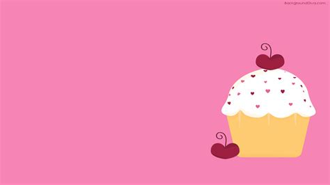 girly cupcake wallpaper cute cupcake backgrounds wallpaper cave