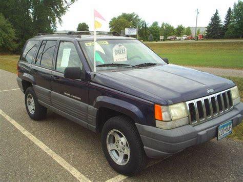 purple jeep grand cherokee 1997 blue purple jeep grand cherokee suvs
