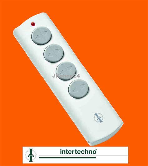 jalousien schalter itls 16 funk handsender www intertechno shop