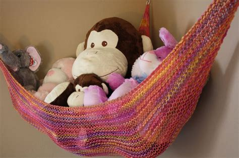 Storage Hammocks For Stuffed Animals 10 great storage ideas for your children s toys cocktails with