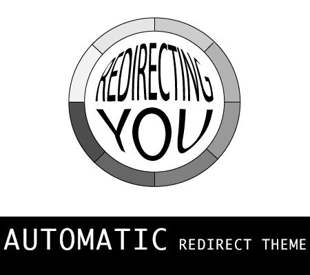 theme tumblr redirect syntax themes automatic redirect page preview code