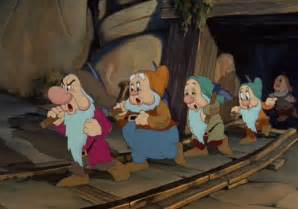 Know about snow white and the seven dwarfs oh snap oh my disney