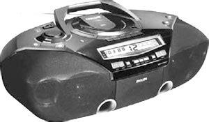 Philips Az2030 Manual Cd Stereo Radio Recorder Hifi