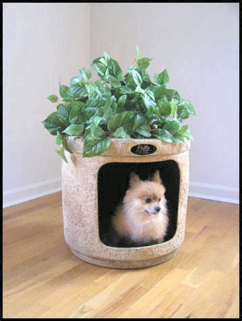 litter box planter disguised and cat litter box planter gadgetking