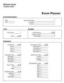 event planning worksheet template event planning worksheet template davezan