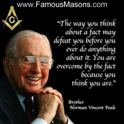 norman vincent peale mason 17 best images about freemason quotes persons on