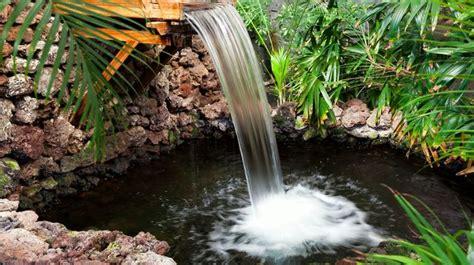 Fontaine D Eau De Jardin by Bassin Fontaine Cascade De Jardin Que Choisir C 244 T 233