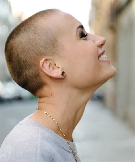 women getting hair buzzed and shaved 411 best buzz cut images on pinterest short hairstyle