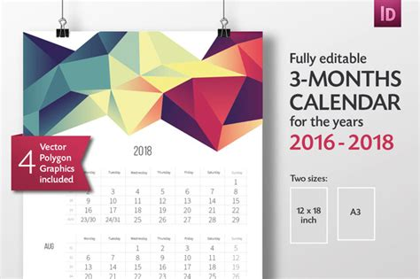 adobe indesign calendar template indesign calendar template free 187 designtube