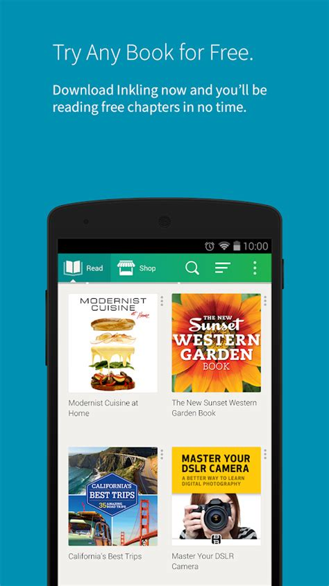 free ebooks for android inkling ebooks android apps on play