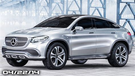 Mercedes X6 by Mercedes X6 Competitor Bmw Vision Future Concept 400 Hp