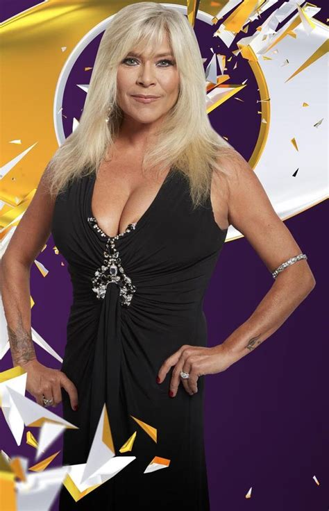 most famous celebrity big brother who is samantha fox celebrity big brother 2016 housemate