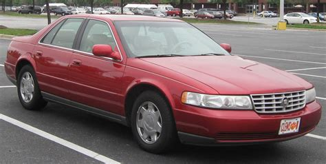 1998 cadillac dts 1998 cadillac information and photos momentcar